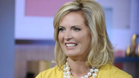 Ann Romney, wife of Republican presidential candidate Mitt
