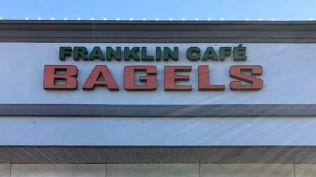 Franklin Cafe Bagels in Franklin Square has closed.