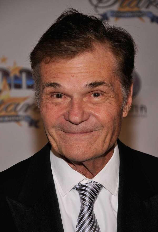Actor Fred Willard arrives at Norby Walters' 22nd