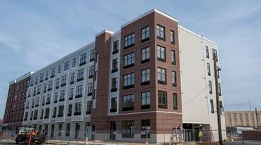 Lottery being held for 123 apartments in a