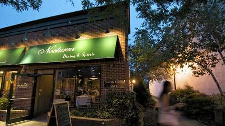 Nocturne, Babylon: The cozy, French-New American restaurant on