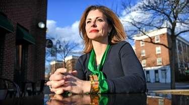 Portrait of then-Town of Hempstead Councilwoman Erin King