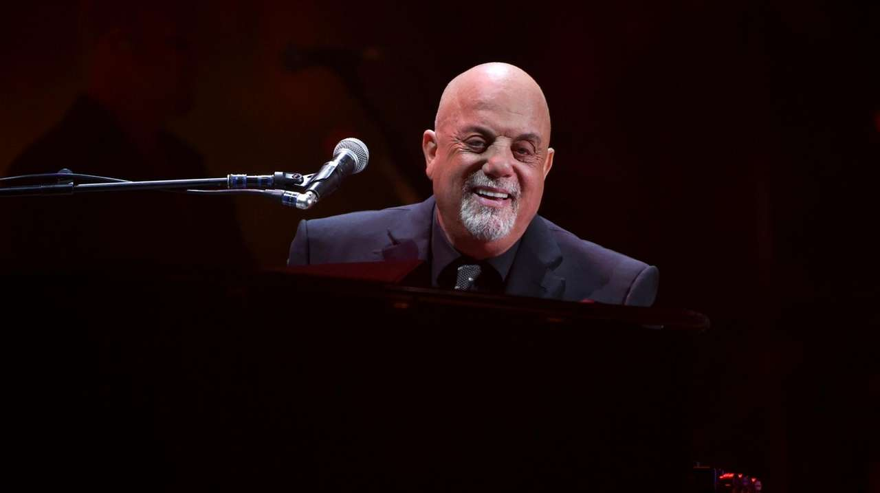 SiriusXM sets live Billy Joel special