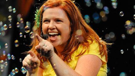 Darlene Graham, a children's performer, will be at