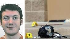 James Holmes, suspected shooter in the attack at