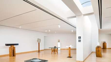 Originally founded by artist Isamu Noguchi to show