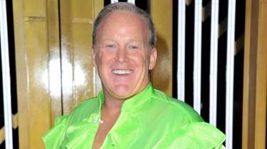 "Sean Spicer attends the ""Dancing With the"