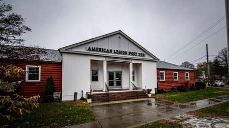 The American Legion Huntington Post 360 has leased