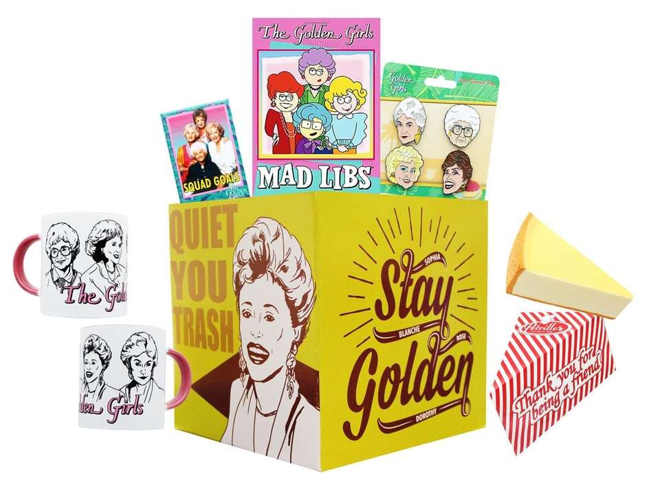 "The ultimate ""Golden Girls"" fan needs this collectible"