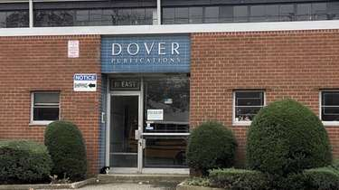 Dover Publications in Mineola is a subsidiary of