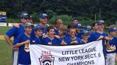 The North Bellmore-North Merrick Rebels won the Section