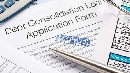 A debt consolidation loan can help you pay