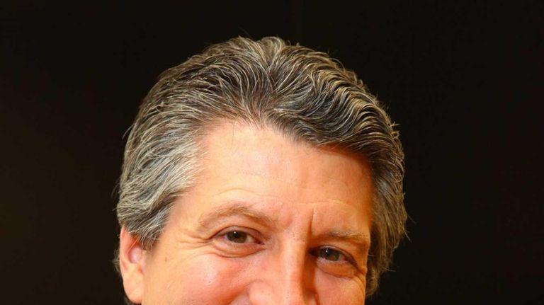 Bernie Sensale, chief executive of the Fortunoff Backyard