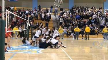 Highlights of No. 1 Massapequa's 3-0 victory over