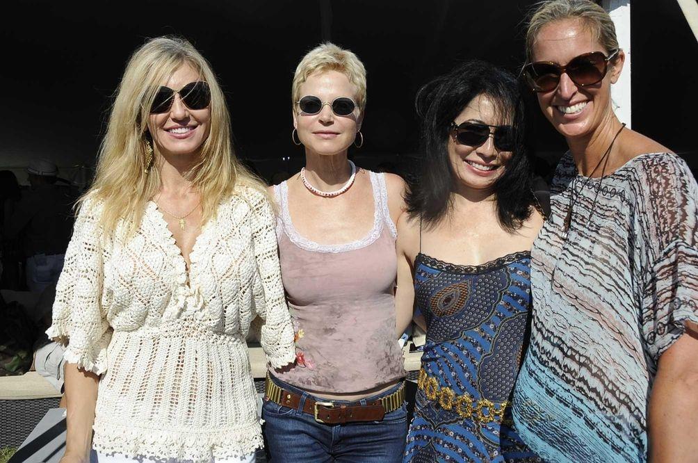 Tereza Romanelli, Kristi Feldman, Lanka Dupont and Barbara