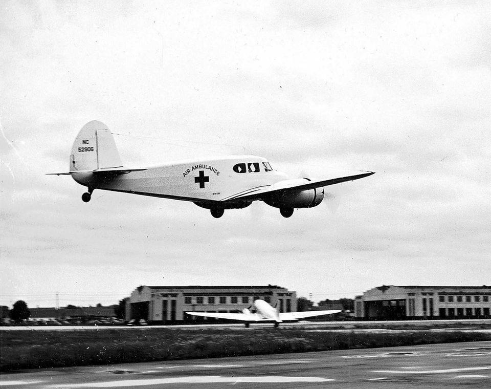 June 11, 1951: One of the last flights