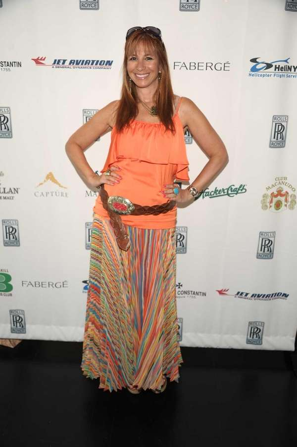 Television personality Jill Zarin attends the RAND Luxury