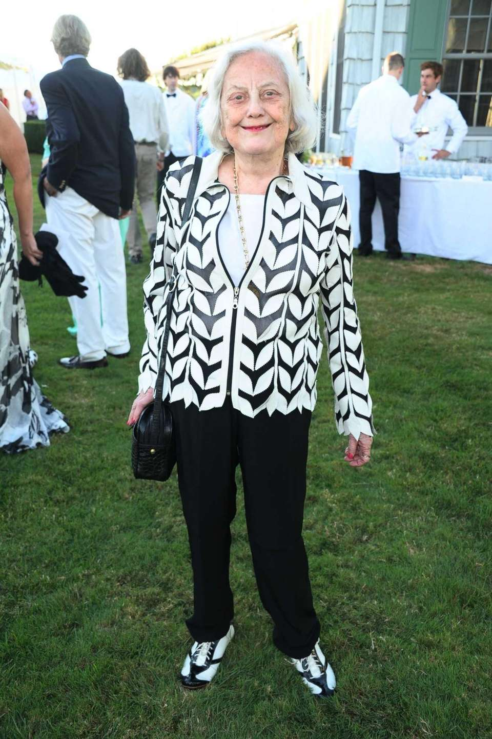 Muriel Siebert attends the Unconditional Love benefit for