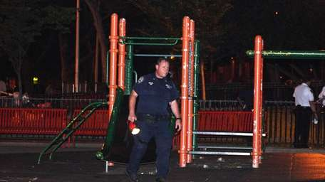 New York City police say a 4-year-old boy