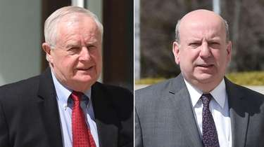 Former Suffolk County District Attorney Thomas Spota and