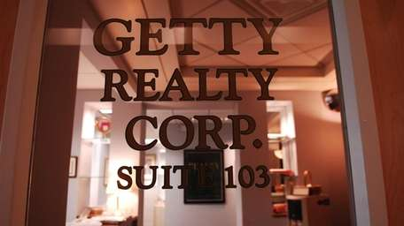 Getty Realty Corp., the Jericho-based real estate trust