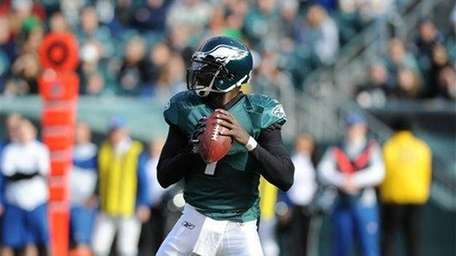 6. MICHAEL VICK (Eagles) A risk for some