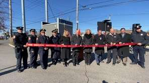 Nassau County police will open a rebuilt booth