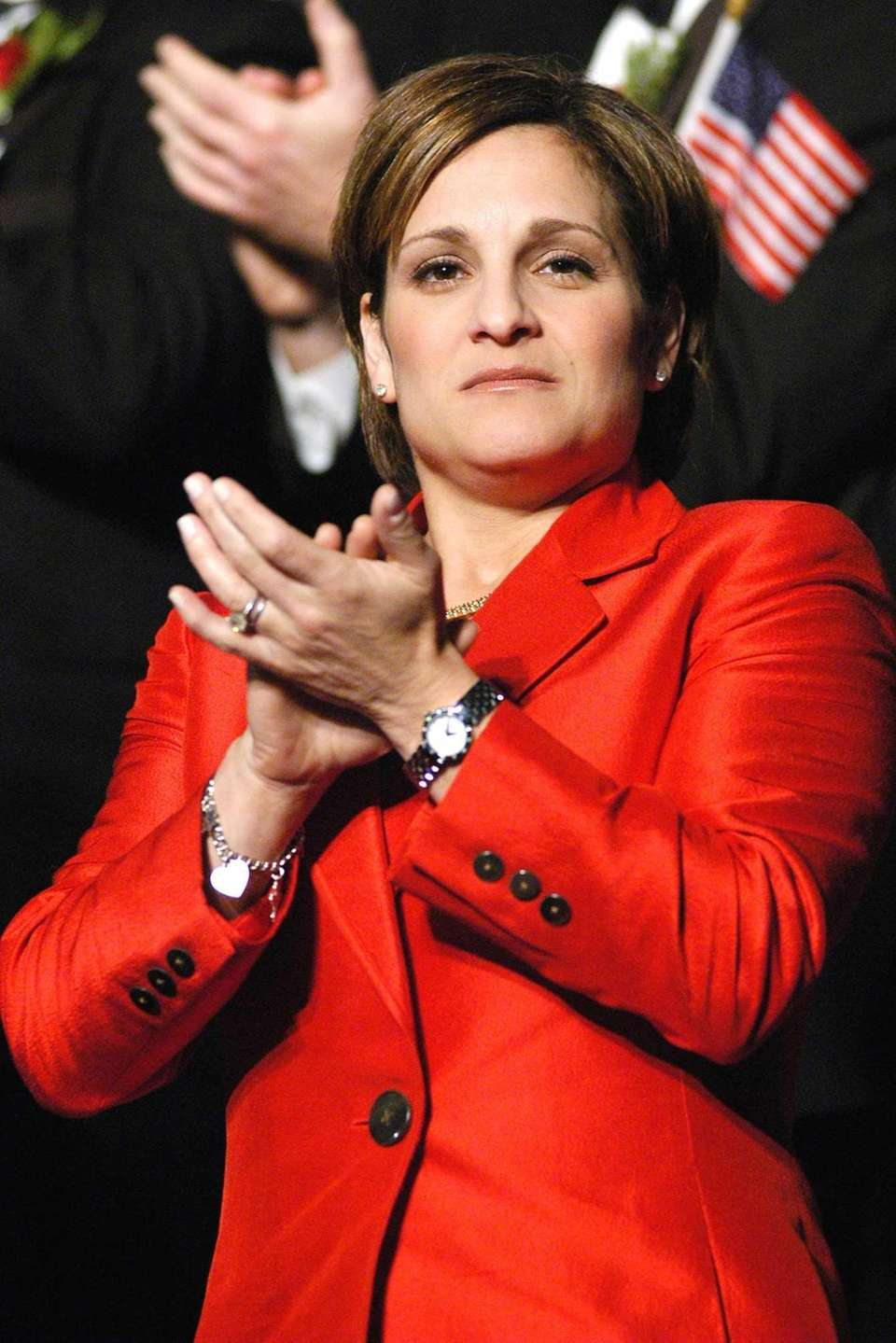 Mary Lou Retton has appeared in several commercials,