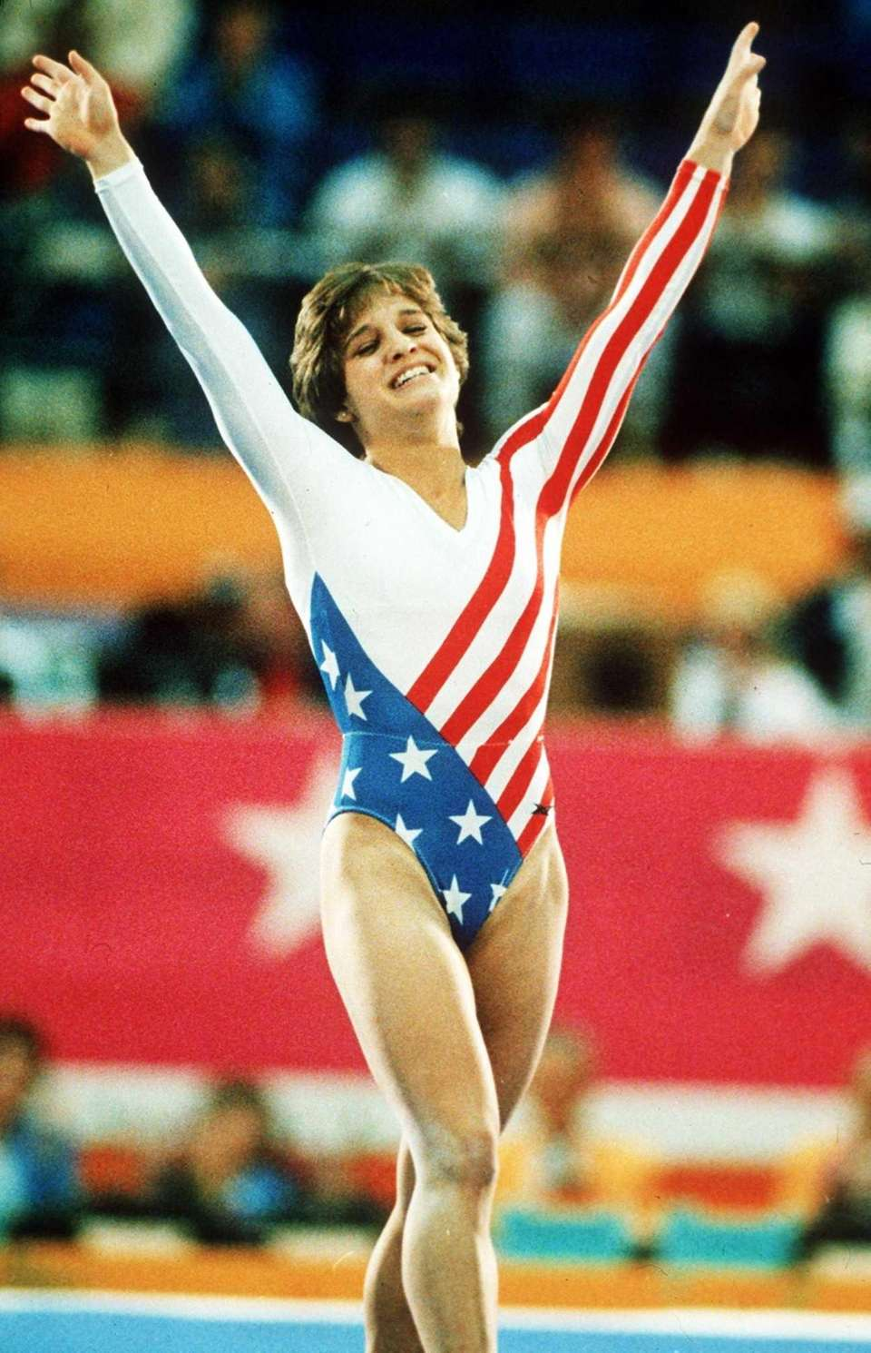 Mary Lou Retton Won: All around gold