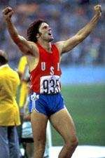 Bruce Jenner Won: The gold medal for decathlon