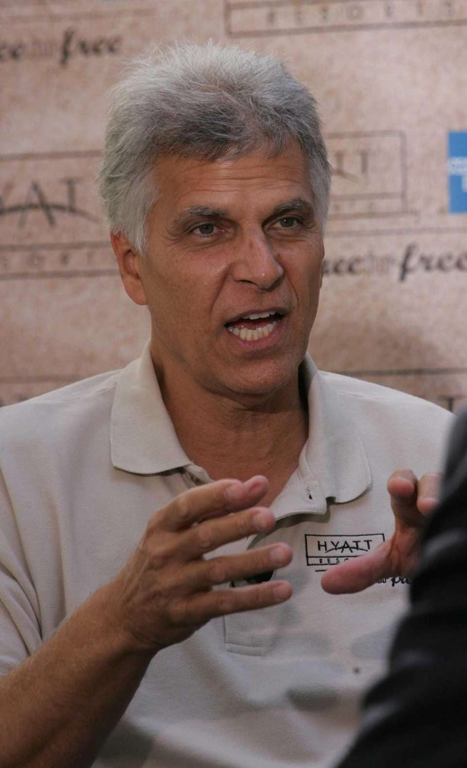 Mark Spitz tried his luck with acting and