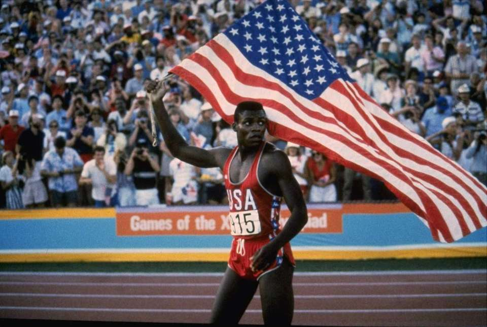 Carl Lewis Won: 10 Olympic medals in track.