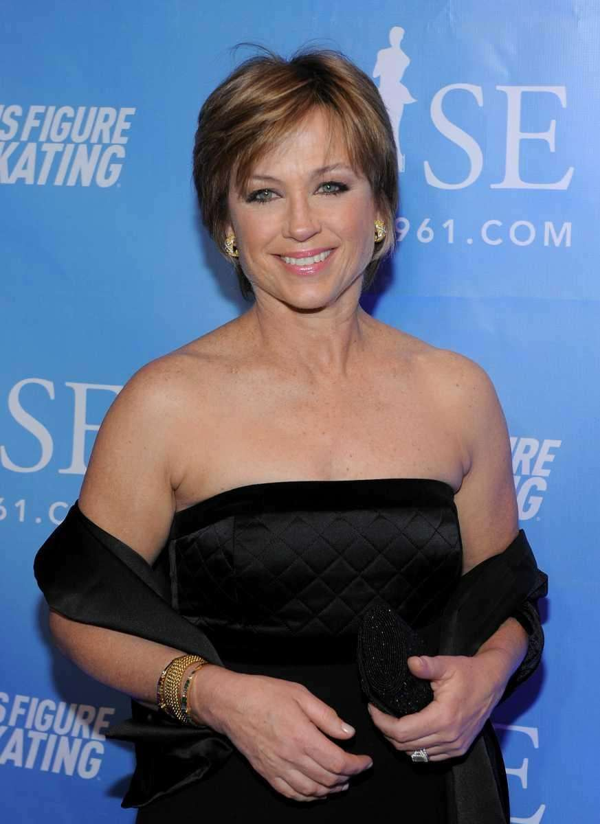 Dorothy Hamill has starred in