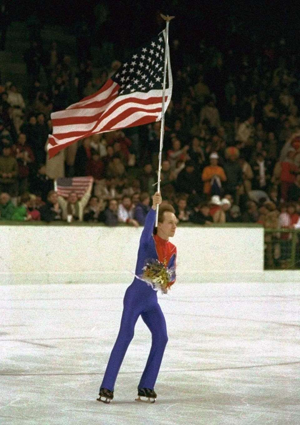 Scott Hamilton Won: Gold medal in the 1984