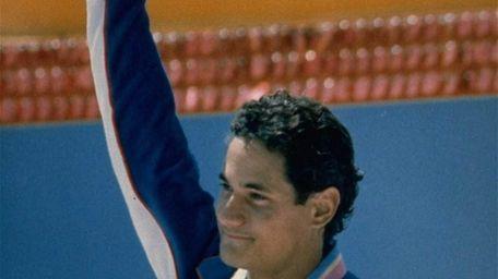Greg Louganis Won: The gold medal in platform