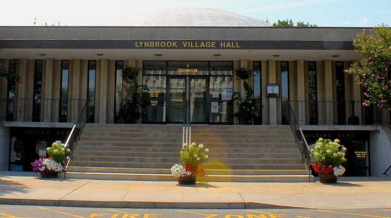Lynbrook Village Hall is located at 1 Columbus