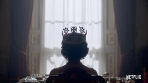 Olivia Colman takes over as Queen Elizabeth II