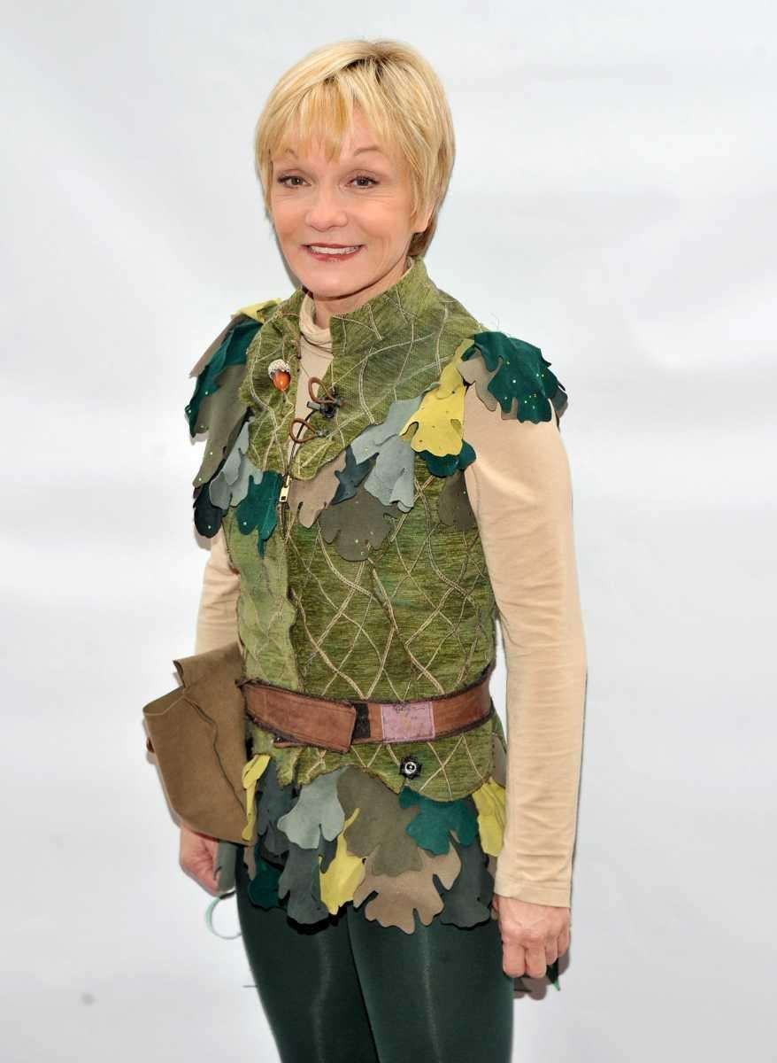 Cathy Rigby has appeared in TV commercials and