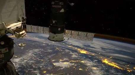 Views from ISS