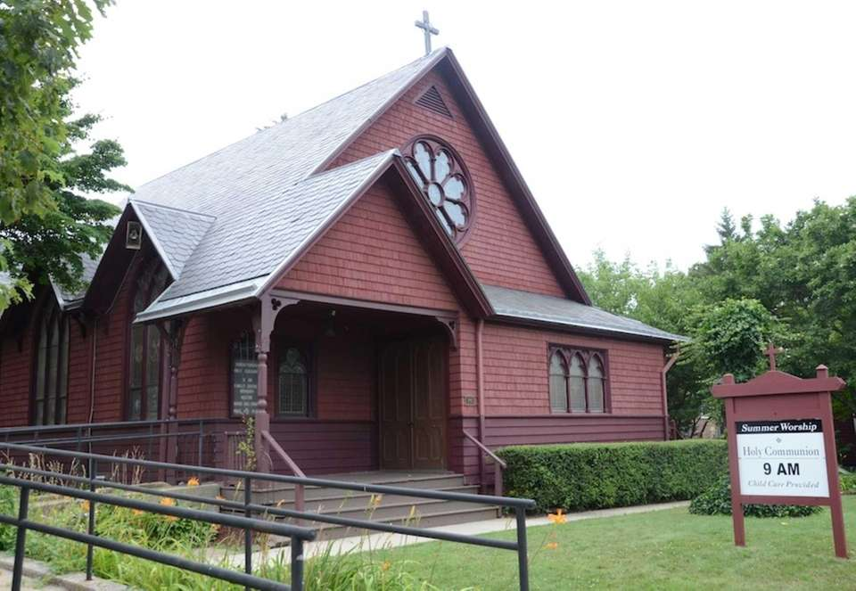 St. Luke's Protestant Episcopal Church, at 253 Glen