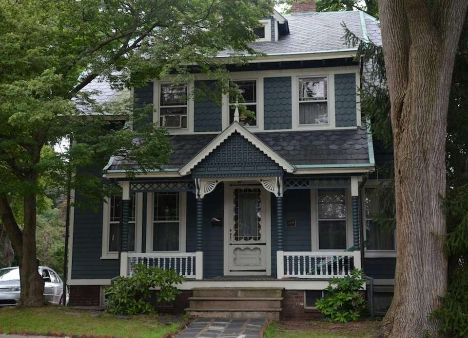 The Stoutenberg House, at 195 Prospect Ave. in