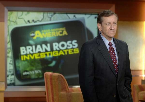 Investigative reporter Brian Ross on the ABC