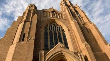 The Diocese of Rockville Centre's St. Agnes Cathedral
