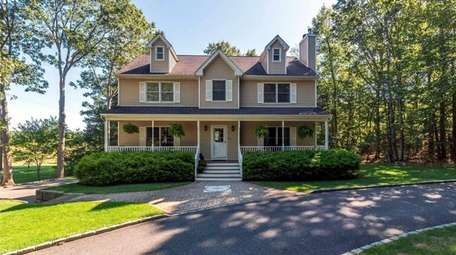 This Calverton house is listed for $579,990.