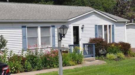 This Calverton house is listed for $184,990.