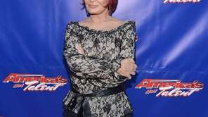 Sharon Osbourne attends an