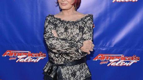 Sharon Osbourne attends an