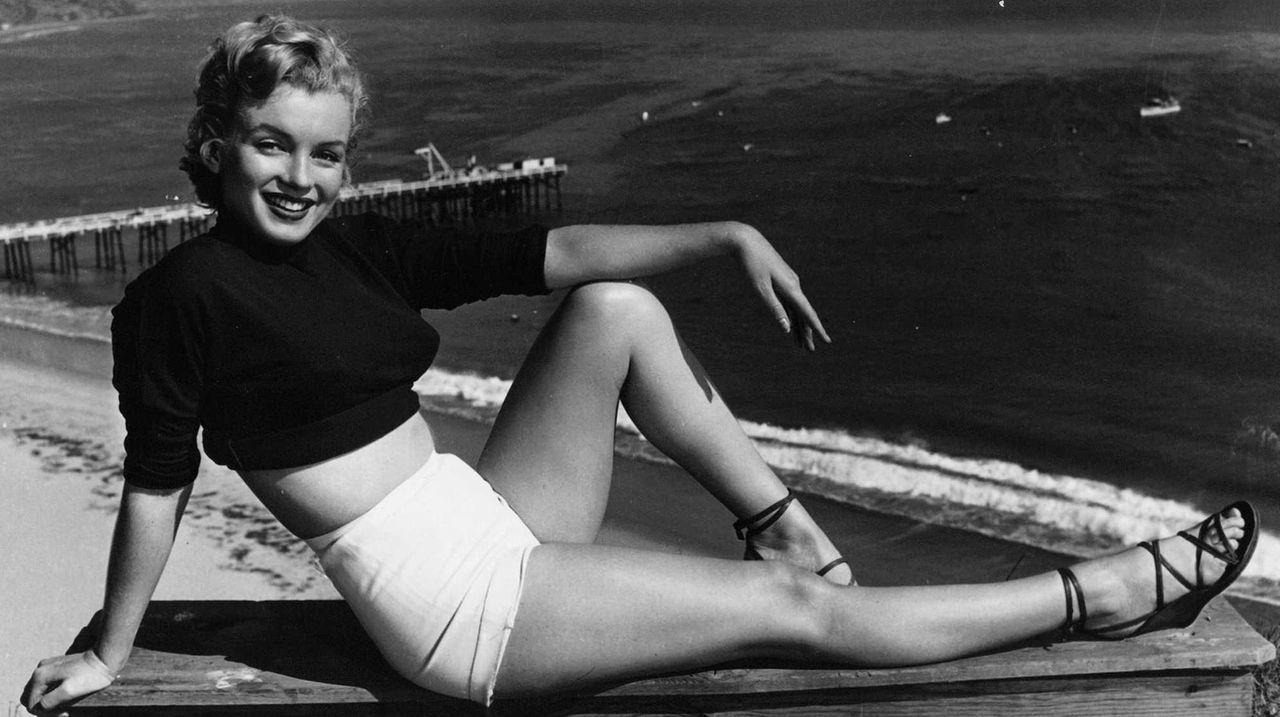 Marilyn Monroe was named Miss Cheesecake of 1951
