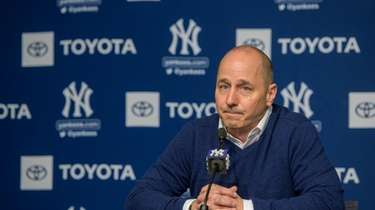 GM Brian Cashman on new Yankees pitching coach