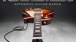 Cover art for Rocksmith by publisher Ubisoft.